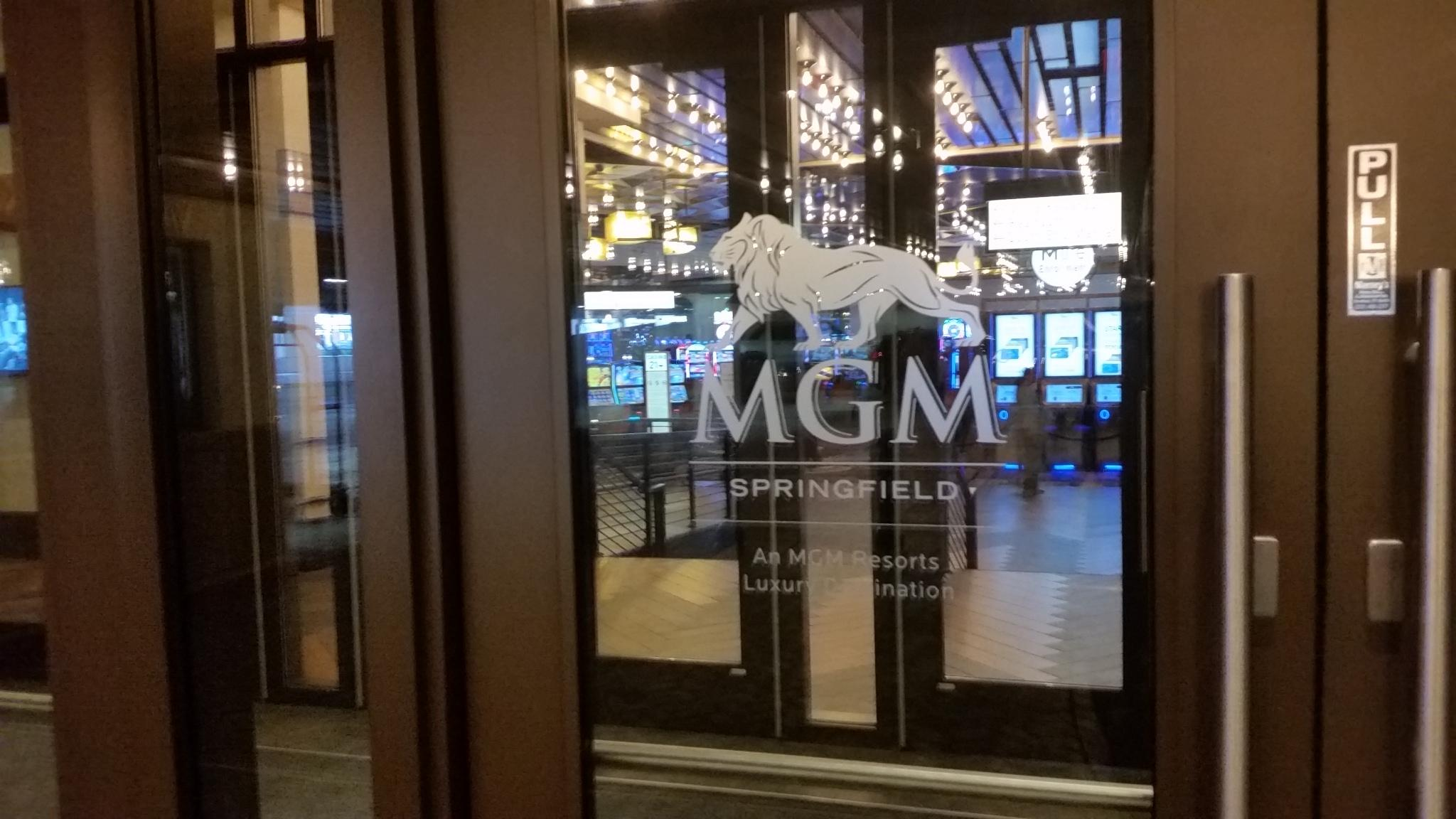 Mgm Gives Media A Look Inside Massachusetts First Resort