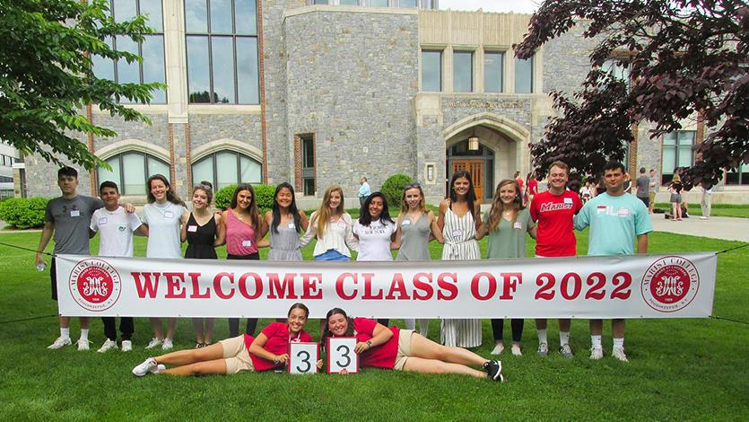 Marist Welcomes Freshmen Launches New Program Wamc