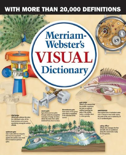 Visual Merriam Webster Of Merriam Webster 39 S Visual Dictionary Second Edition Wbaa