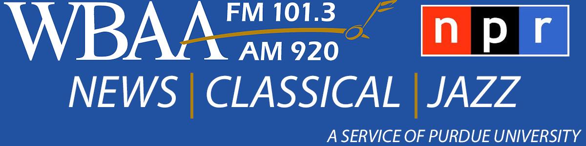 WBAA logo