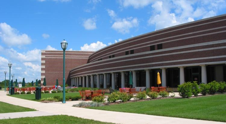 Ivy Hall on the Lafayette campus of Ivy Tech Community College.