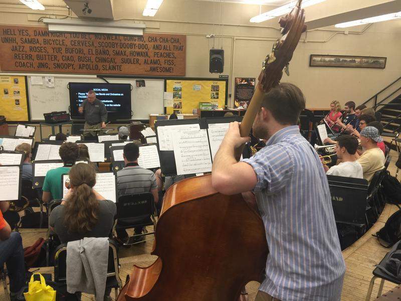 Purdue Wind Ensemble prepares for Carnegie Hall
