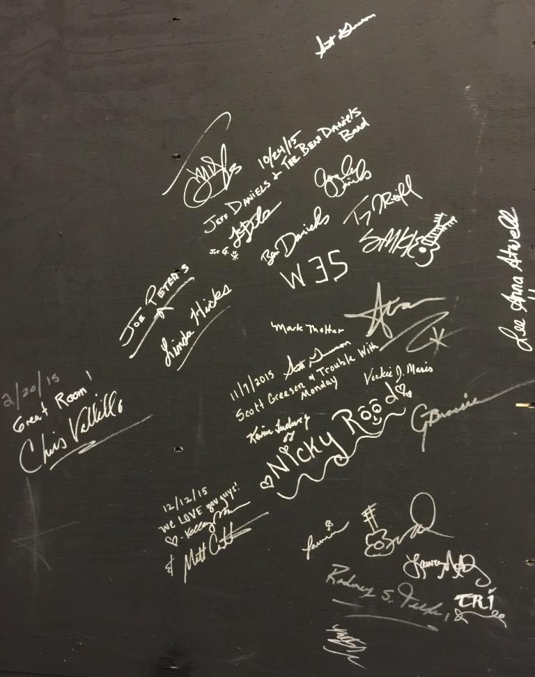 2015-16 Season autographs