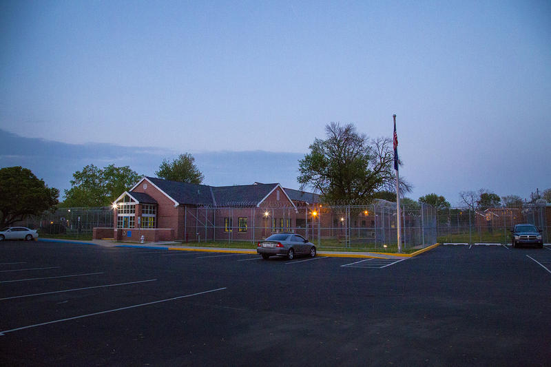 The Indianapolis Re-entry Educational Facility is designed to help male inmates transition back into society.