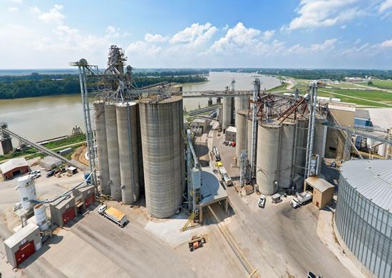 Soybean Barge Company Expands Ohio River Processing Plant 7feffc334
