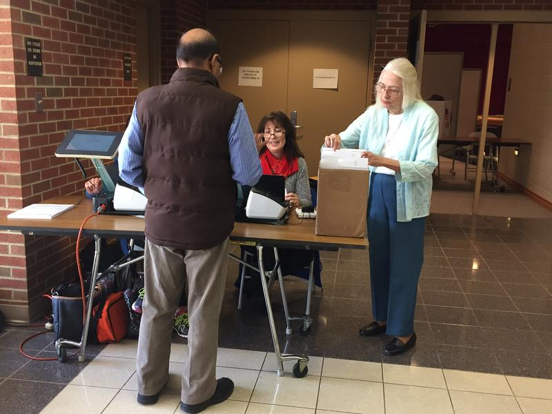 West Lafayette residents vote on school property tax referendum.