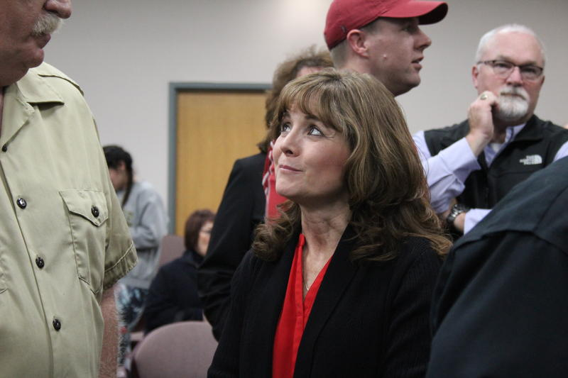 Republican Julie Roush defeated Democrat Vicky Woeste to become the new Tippecanoe County Clerk.