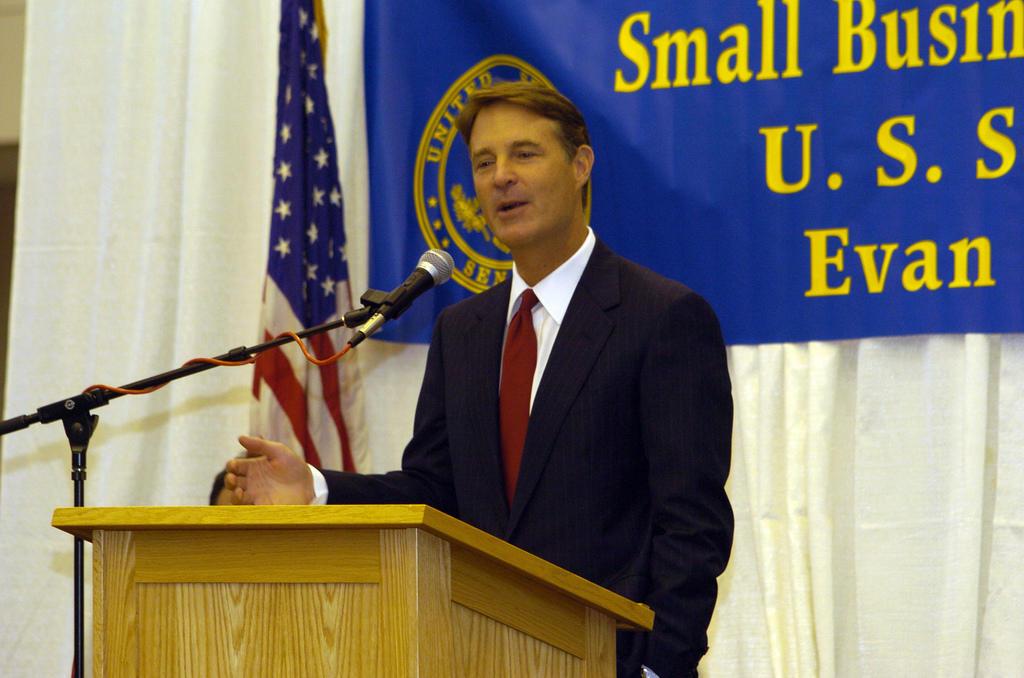 Former Sen. Bayh says he'll seek Indiana Senate seat again
