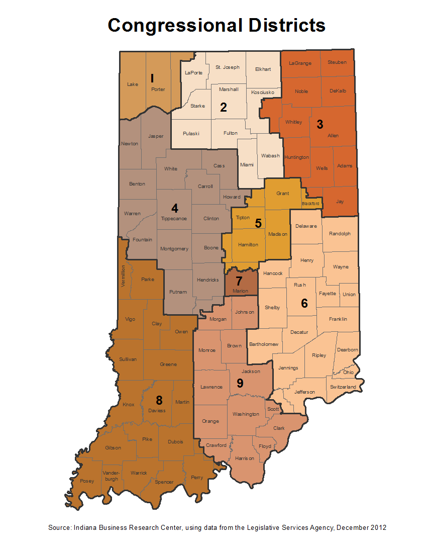SCOTUS Redistricting Decision Could Impact How Indiana