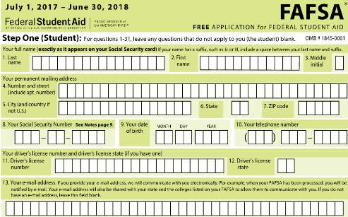 IRS changes making federal student aid application more difficult ...