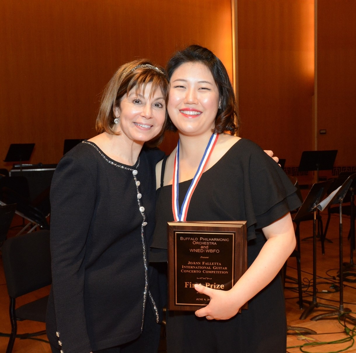 South Korea's Bokyung Byun wins Guitar Concerto Competition