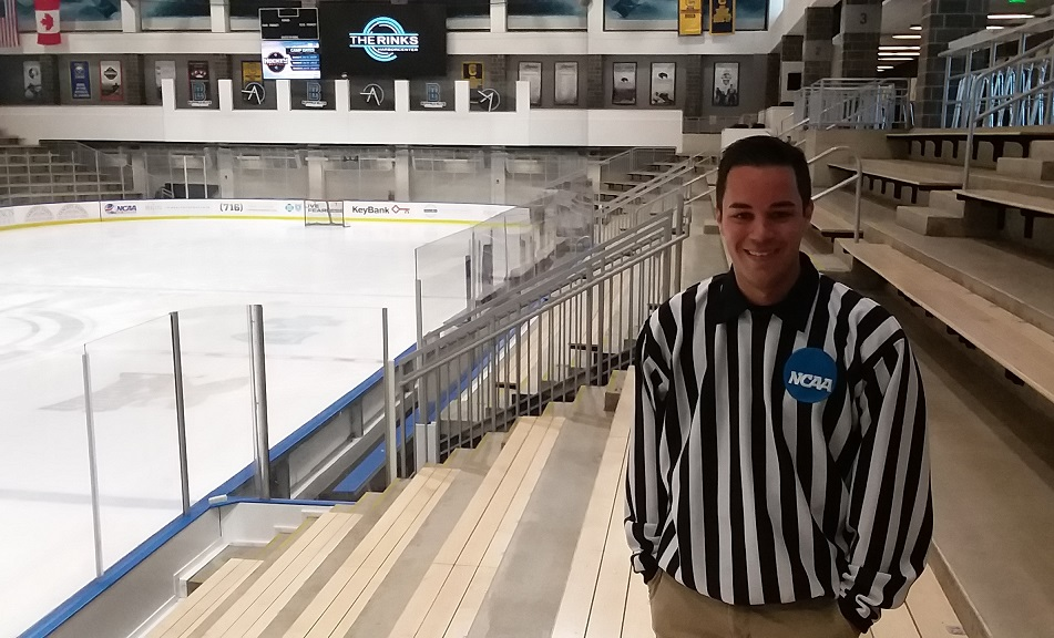 Gay referee reflects upon his biggest call: revealing his sexuality
