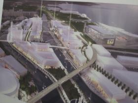 A look at what the proposed site might look like if built