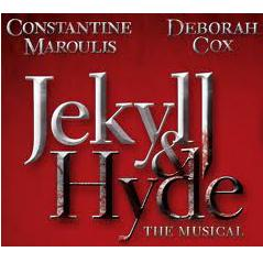 Jekyll & Hyde the Musical to open at Shea's
