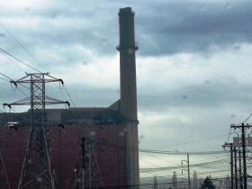 NRG facilty on River Road, Tonawanda installed state-of-the art air controls in 2010 to cut soot