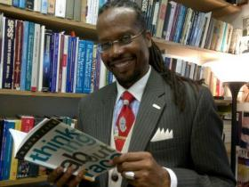 Dr. Ron Stewart, professor of Sociology at Buffalo State College
