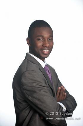 Muhammed Sumbundu, Buffalo State senior