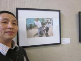 Burmese photographer and activist Law Eh Soe