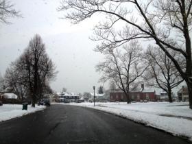 Wintry weather returns Friday in Buffalo region