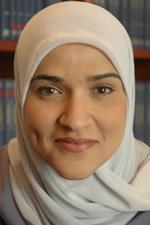 Wednesday's Speaker Dalia Mogahed
