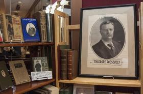 Roosevelt books