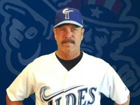Gary Allenson will be in the dugout for the Bisons this summer.