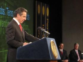 Governor Cuomo outlined a medical marijuana proposal in his State of the State address.