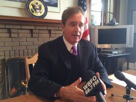 U.S. Congressman Brian Higgins discusses Canadian home ownership in the U.S.