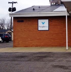 People Inc. on Delaware Ave., Tonawanda. NY.