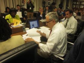 Buffalo School Board member Carl Paladino.