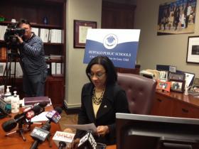 Buffalo Schools Superintendent Pamela Brown