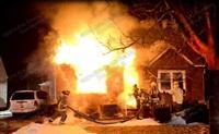 Cleveland Hill Fatal Fire 27 Furlong Rd, Photos by Don Murtha III