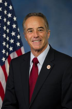 Republican Congressman Chris Collins