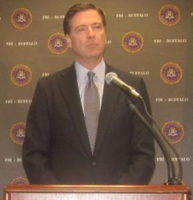 New FBI Director James Comey