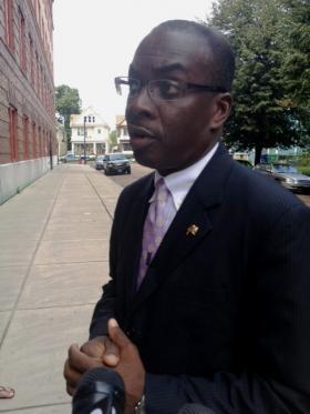 Buffalo Mayor Byron Brown.