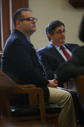 Convicted murderer Anthony Taglianetti learned his fate Monday morning.