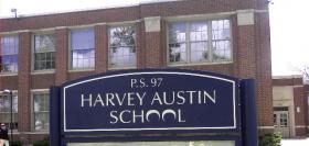 Harvey Austin School on Sycamore in Buffalo.