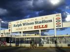 Ralph Wilson Stadium opened in 1973 and is one of the oldest facilities in the NFL.