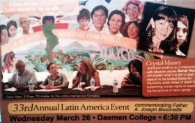 33rd Annual Latin American Event.