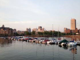 The city of Buffalo