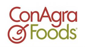 ConAgra Foods is closing its Fredonia and Dunkirk plants.