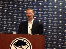 Dominik Hasek will go into the Sabres Hall of Fame Saturday and have his jersey retired next season.