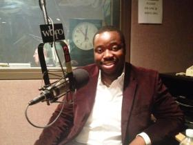 Tamar Greene of Rochester is a tenor touring with The Gershwins' Porgy and Bess. Greene appeared in our WBFO studio.