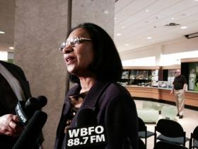 Buffalo Public Schools Superintendent Pamela Brown.