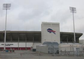 Ralph Wilson Stadium could be replaced, repaired, or moved.