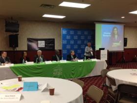 Say Yes Buffalo Community Leadership Council meeting.
