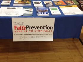 """""""Falls Prevention"""" initiative."""