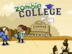Zombie College app.