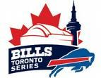 "The Buffalo Bills series in Toronto has featured poor attendance and losing games for the ""home team."""