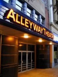 BUA is moving into the Alleyway Theatre
